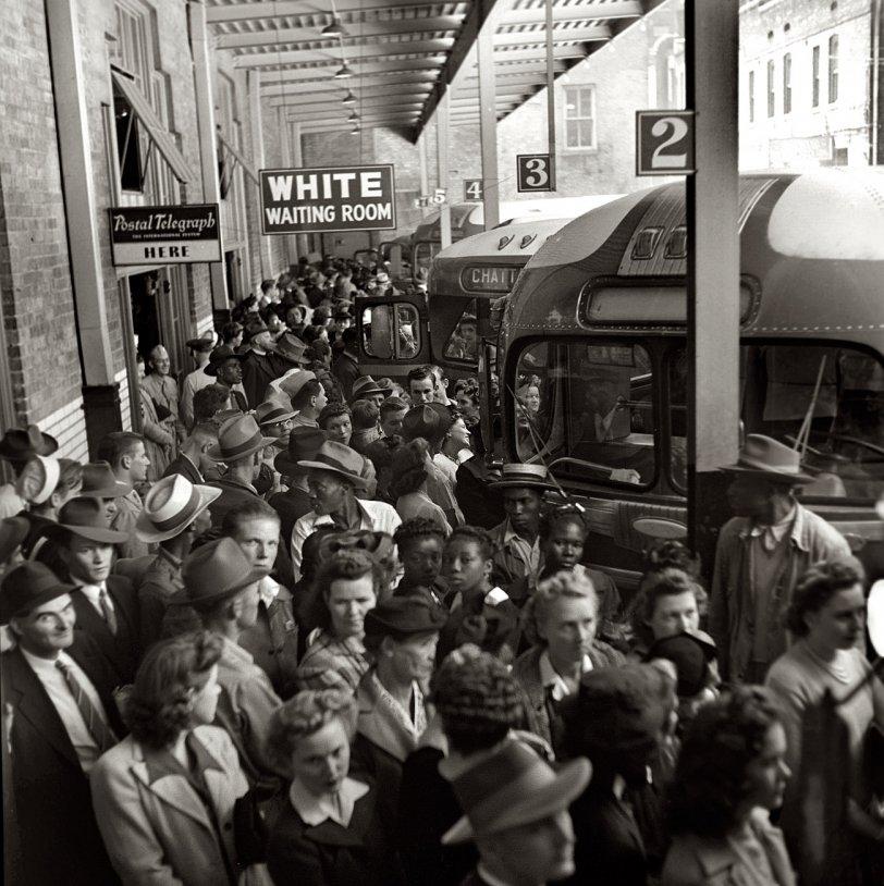Waiting in Memphis: 1943