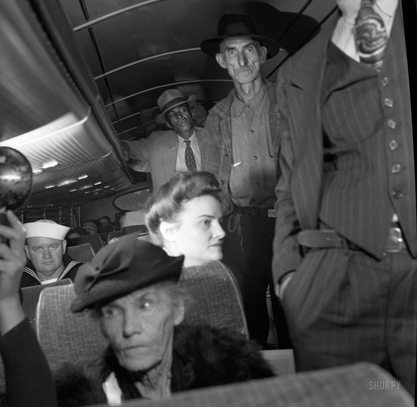 Strangers on a Bus: 1943