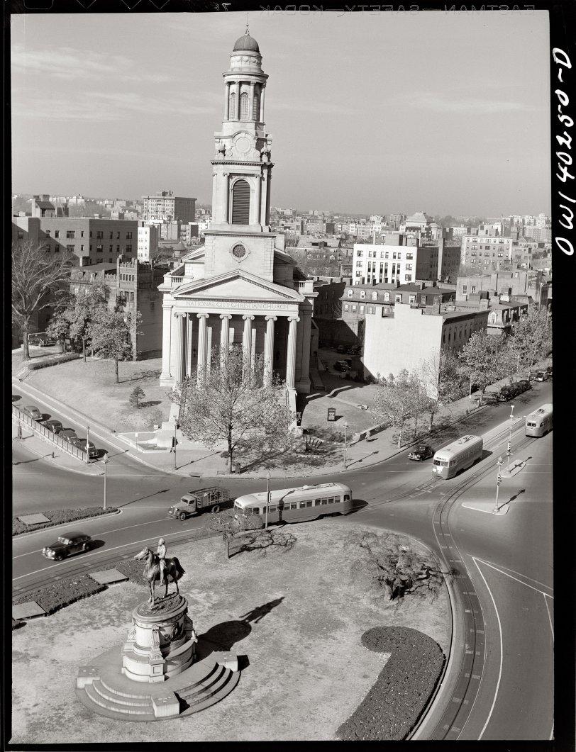Thomas Circle: 1943