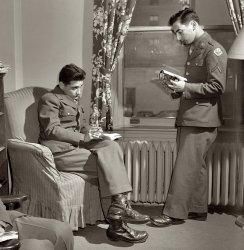 At Ease: 1943