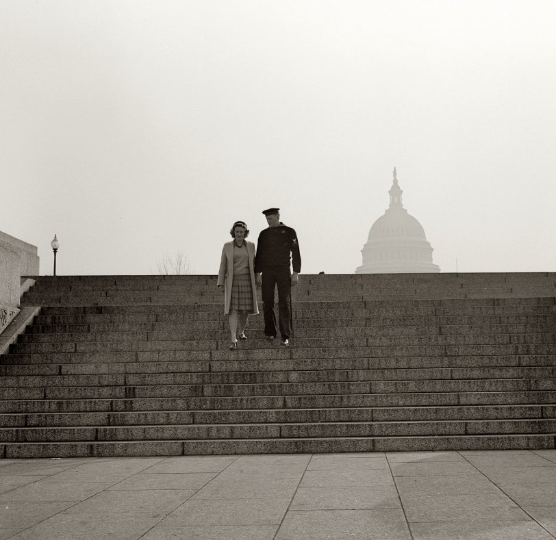 Lynn & Hugh: 1943