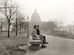 Hugh and Lynn: 1943