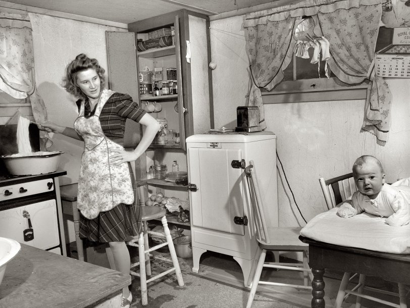 Time to Boil the Diapers: 1943