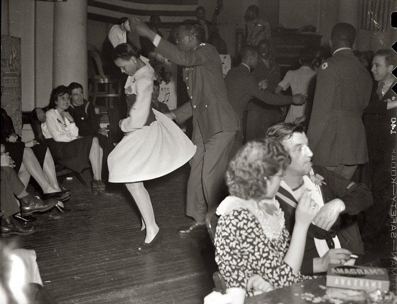 Cutting a Rug: 1944