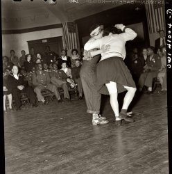 St. Patty's Night: 1944