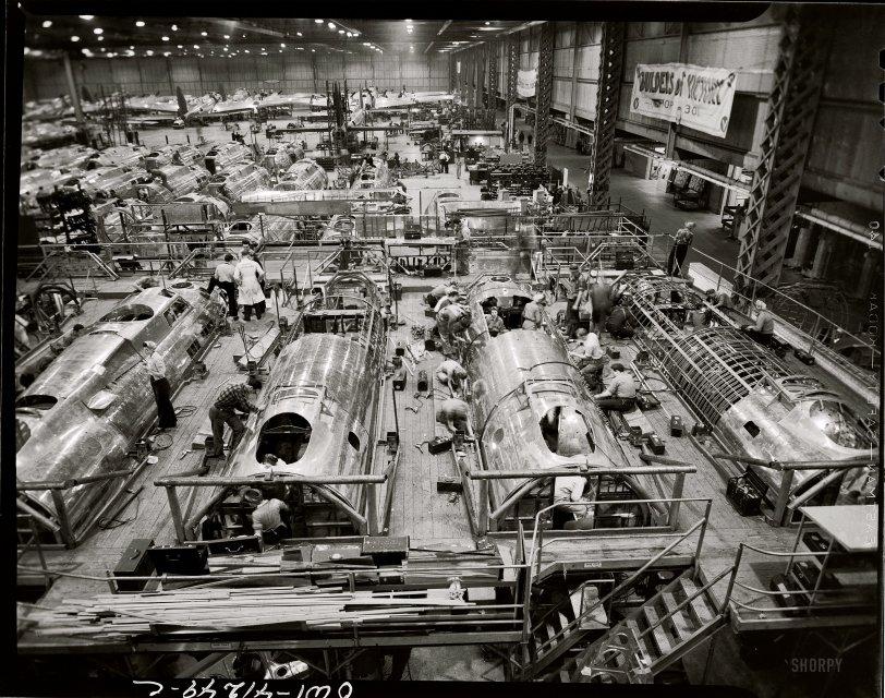 Builders of Victory: 1943