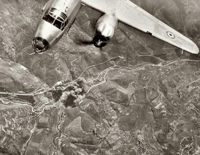 Operation Strangle: 1944