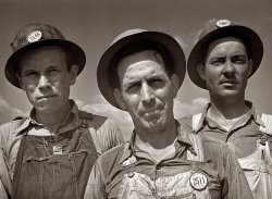 Dam Workers: 1942
