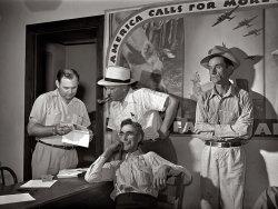 America Calls For More: 1942