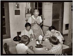 Pie Town Ice Cream: 1940