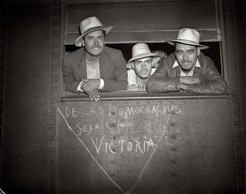 Será la Victoria: 1943
