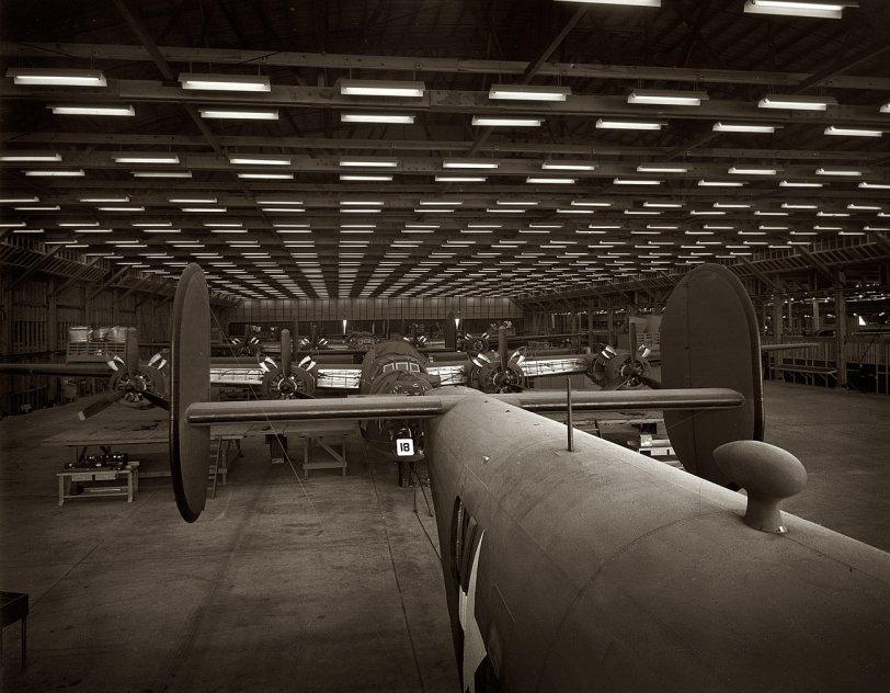 Aviary: 1943