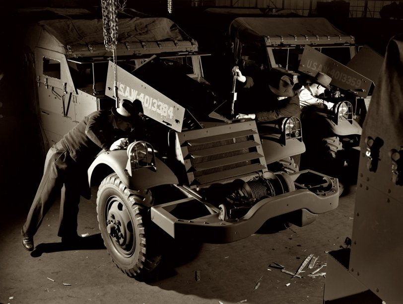 Heavy Duty: 1941