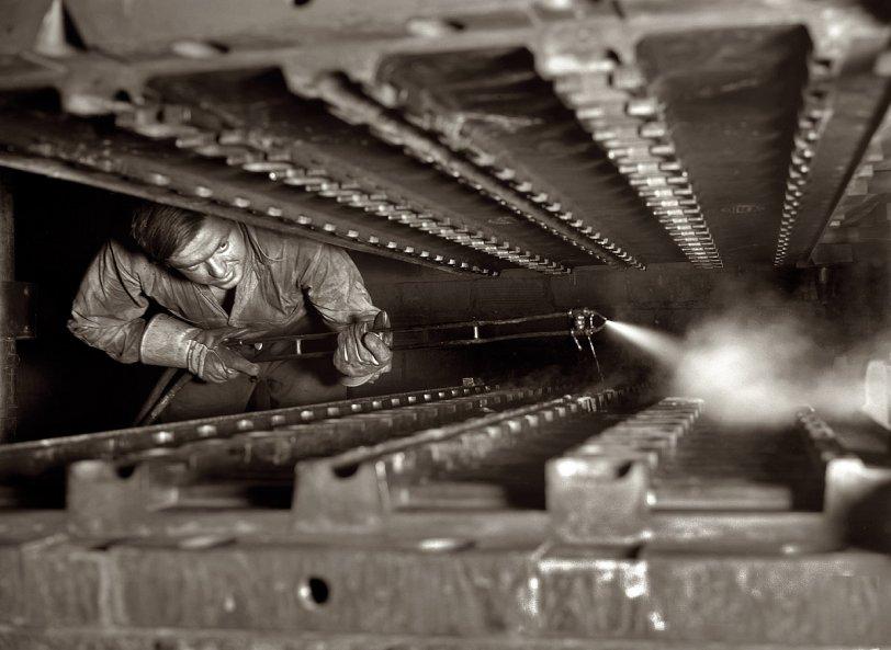 A Tight Spot: 1941