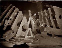 Liberty Ships: 1941