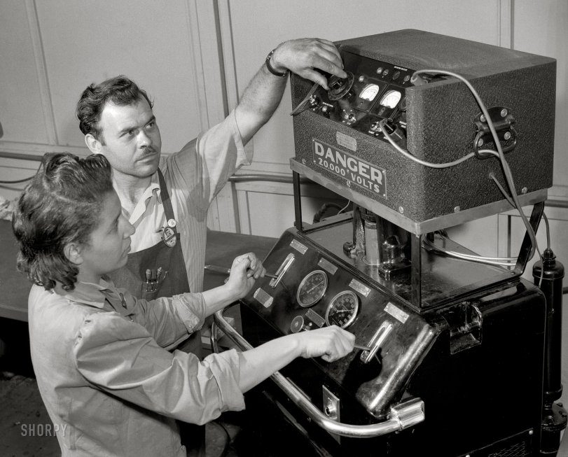 20,000 Volts: 1942