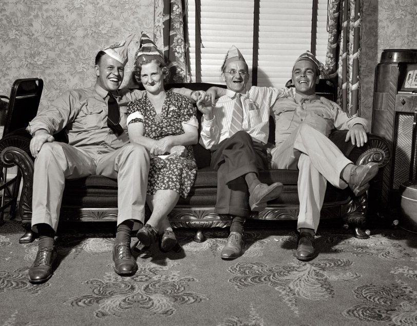 Life in Wartime: 1942
