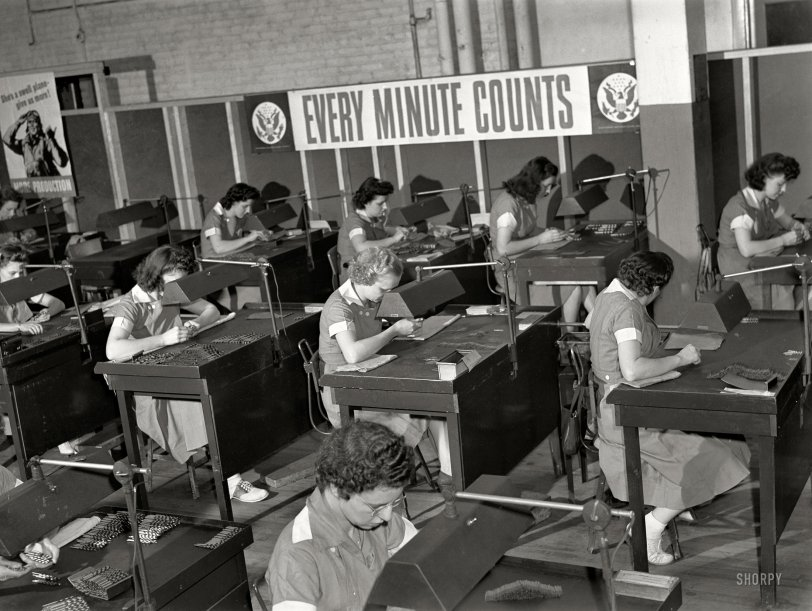 Every Minute Counts: 1942