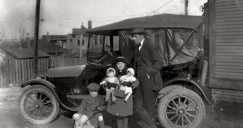 Victoria, B.C.: 1920s