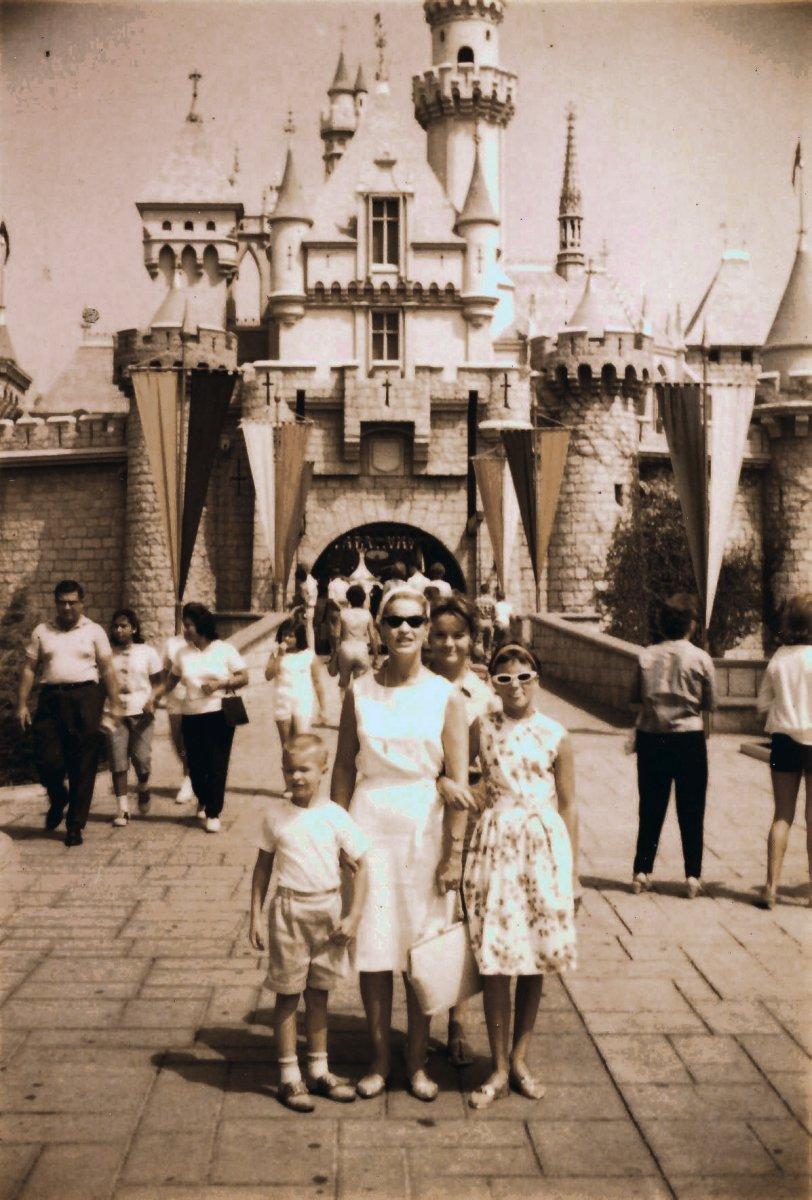 Disneyland c. 1961