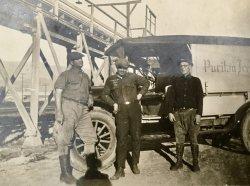 Puritan Ice Company Workers