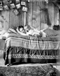 Naptime in Nebraska: 1910