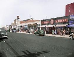 A&P (Colorized): 1949