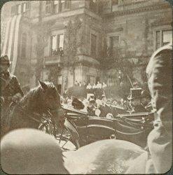 Admiral Dewey Comes to Boston: 1899