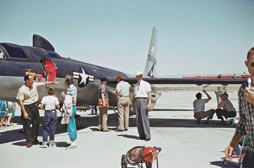 Spy Plane: 1961