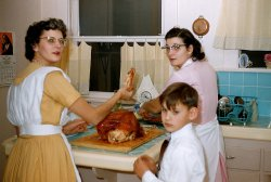 Turkey Night: 1956