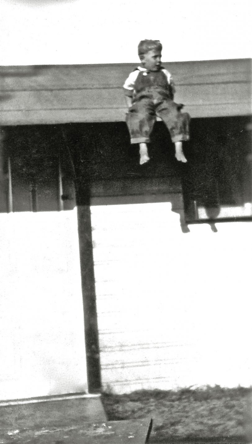 Roof Sitter: 1930