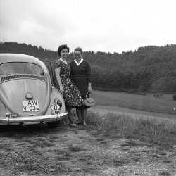 VW in germany 1961