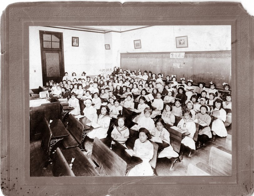 Brooklyn Catholic School: c. 1910