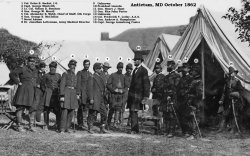 Antietam, MD October 1862