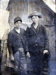 19th Century Arkansas Boys