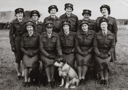 WRAC in Scotland: c. 1949