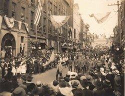 1920 Asheville Parade on Patton Avenue