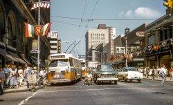 Peachtree Street: 1957