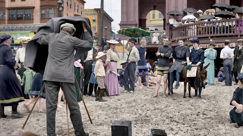 Atlantic City Forever (teintées): 1912