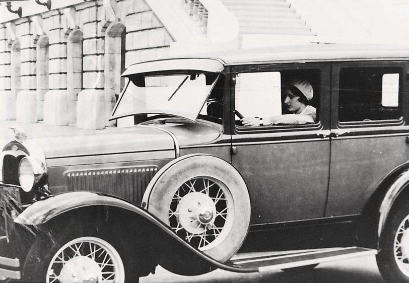 Modeling New Ford: 1930s