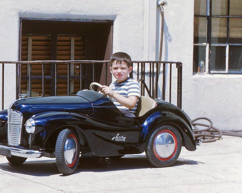 Austin Pedal Car