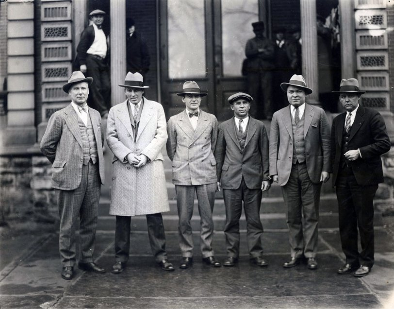 Bank robbers: 1929