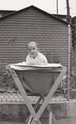 Baby Boy, Baltimore: 1947