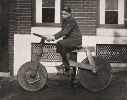 Boompy's Bike: c. 1920