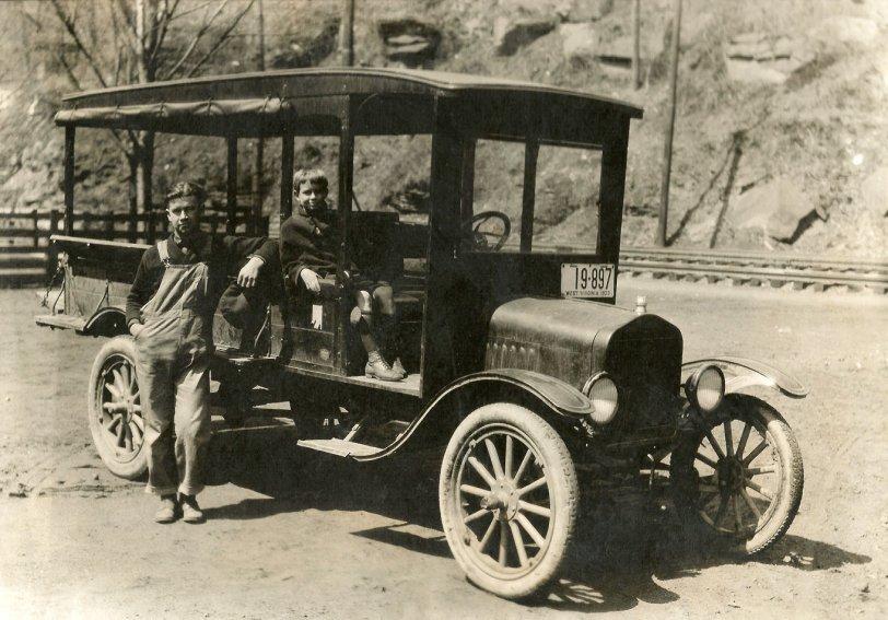 Bill Mitchell: 1923