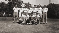 Blatz Brewery Team: 1940