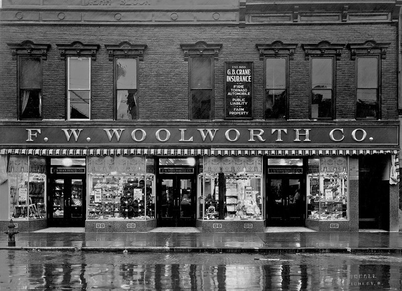 Findlay Woolworth's
