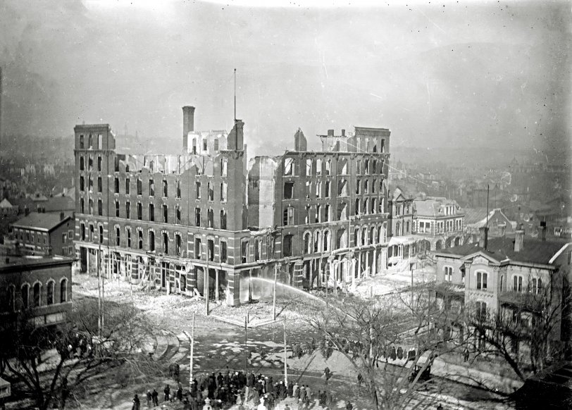National Hotel Fire: 1911