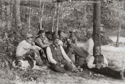Boys' Club Picnic c. 1900
