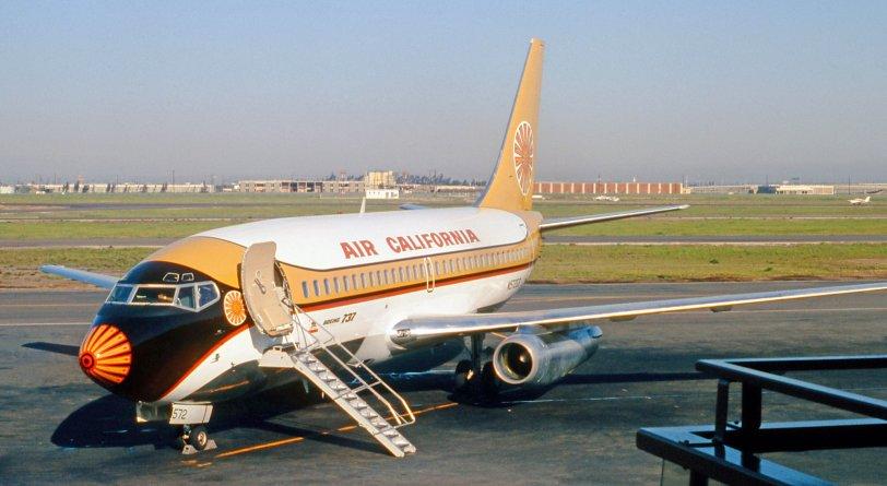 New 737: 1969